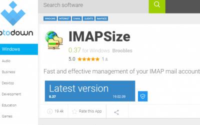 Imap overzetten naar nieuwe hosting